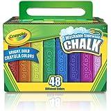 Crayola Washable Sidewalk Chalk 48 Ct By Crayola Llc