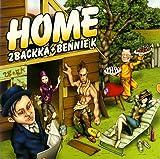 HOME♪2BACKKA+BENNIE KのCDジャケット