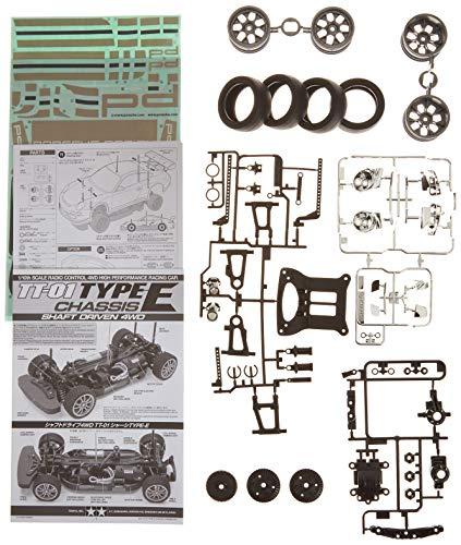 1/10 RC特別企画商品 ポルシェ 911 GT3 カップカー 2008 (TT-01シャーシTYPE-E) 47429