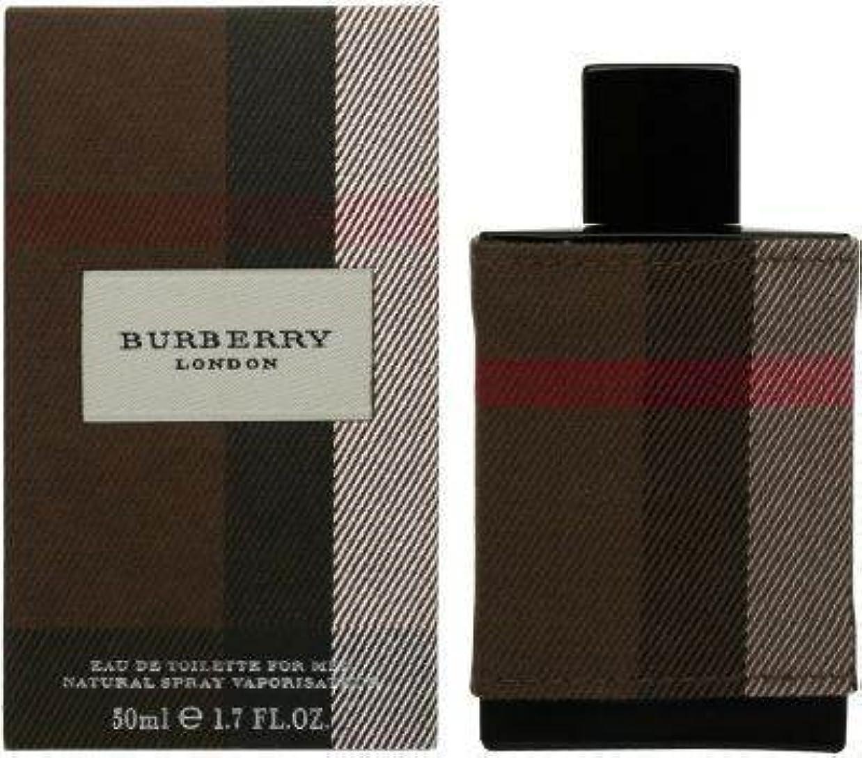 嫉妬ランタンぜいたくバーバリー (Burberry) (Burberry) ロンドン フォーメン EDT SP 50ml[並行輸入品]