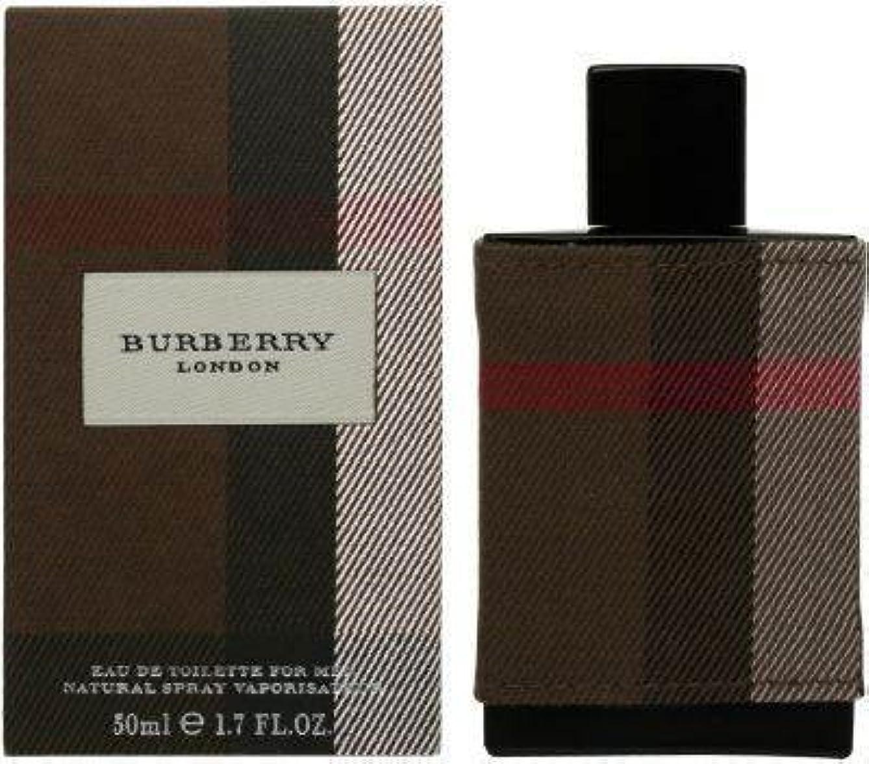 ごみ誇張する凝縮するバーバリー (Burberry) (Burberry) ロンドン フォーメン EDT SP 50ml[並行輸入品]