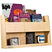 The Original Wooden Bunk Bed Shelf and Bedside Storage for Kids Rooms by Tidy Books [並行輸入品]