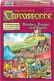 カルカソンヌ:橋、城、バザール 拡張セット8 Carcassonne Erweiterung 8: Brucken, Burgen & Basare [並行輸入品]