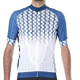 CCN JSS046 Short Sleeve Cycling Men's Jersey, Ex-Cool Fabric, Super Cool , Pro Cutting for Professional Biker