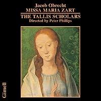 Obrecht: Missa Maria Zart (2001-11-13)