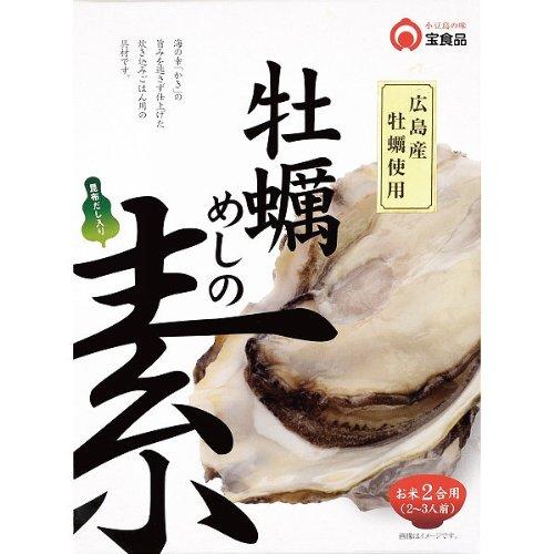 宝食品 牡蠣めしの素 2合用 230g