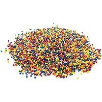 Yosoo 10000個Bulletボール水のガンピストルToys Kids Toys Miniラウンドクリスタル土壌水ビーズMagic Jelly Balls