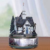 Foreign Accents Ltd. トーマス・キンケード 神の寺院 信仰の教会の音楽コレクション
