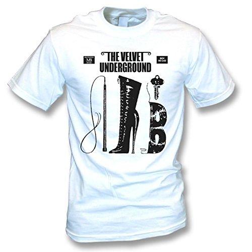 Velvet Underground Shiny Boot Tシャツ X-Large