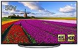 シャープ 50型 液晶 テレビ AQUOS LC-50U45 4K対応 HDR対応