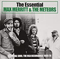 Essential Max Merritt &The Meteors (Sony Gold Series)