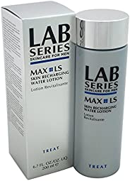 Lab Series MAX LS Skin Recharging Water Lotion for Men - 6.7 oz, 201 milliliters