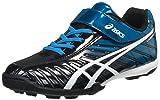 [アシックス] 運動靴 LAZERBEAM BB-MG TKB306(17春夏モデル) 9042ブラック/ブルー 22.0
