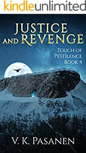 Justice and Revenge: Touch of Pestilence Book 4 (Tale from the Afterworld 1) (English Edition)