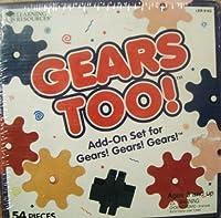 GEARS TOO! Add-on set for Gears! gears! Gears! 54 pieces [並行輸入品]