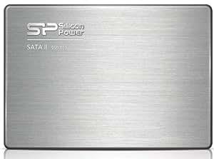 シリコンパワー 2.5インチSolid State Disk 高速転送 SATA(SATAI/II) 準拠 32GB MLCチップ採用 紙箱 SP032GBSS2T10S25