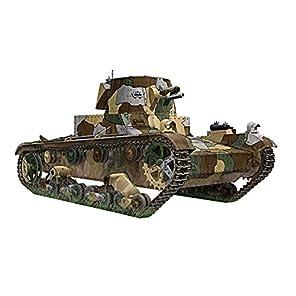 リッチモデル 1/35 中華民国軍 ビッカーズ 6トン軽戦車B型 指揮タイプ 無線機搭載 プラモデル CC35006