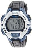[タイメックス]TIMEX 【Amazon.co.jp限定】 アイアンマン 30ラップ ラギッド フルサイズ シルバー/ブルー T5K791 メンズ 【正規輸入品】