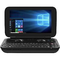[セット品]GPD Win ノートパソコン ゲームパッド付 ゲーミングPC Windows10 z8750 5.5インチ 収納バック付 6点セット