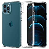 Spigen [Ultra Hybrid] Designed for iPhone 12 / iPhone 12 Pro Case Cover 6.1 inch (2020) - Crystal Clear