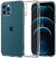 Spigen Ultra Hybrid Designed for iPhone 12 Case (2020) / Designed for iPhone 12 Pro Case (2020) - Crystal Clea