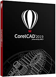 Corel CAD 2019 Education Edition, 別途 CorelCAD 2019 レビュアーズガイド(英語) 付き [並行輸入品] (Mac/Windows)