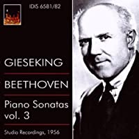 Beethoven:Piano Sonatas Vol.3