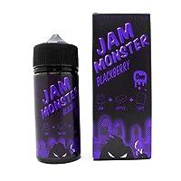 VAPE リキッド JAM MONSTER BLACKBERRY 100ml ジャムモンスター