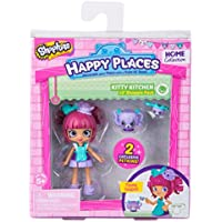 Happy Places Shopkins Season 2 Doll Single Pack Tippy Teapot