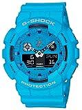 [カシオ] 腕時計 ジーショック Hot Rock Sounds GA-100RS-2AJF メンズ ブルー