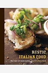 Rustic Italian Food: [A Cookbook] Kindle Edition