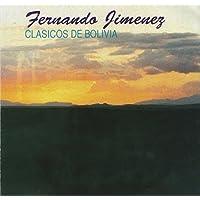 フェルナンド・ヒメネス / ボリビアのサンポーニャ VOL.1 [CD] 正規品 新品