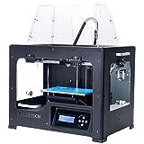 QIDI技術3Dプリンター/ ABS / PLA 1.75mm デュアル押出/色