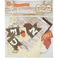Echo Park Paper Company The Story of Fall Ephemera Pack by Echo Park Paper