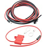 uxcell 3 Meters Power Cable for Motorola Mobile Radio GM300