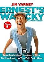 Vol. 2-Ernest's Wacky Adventures [DVD]