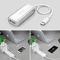 BUTEFO Apple magsafe 2 - microUSB コンバータ マイクロUSB 充電&データ転送ケーブル 変換アダプター