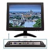 10インチInch 1024x768 液晶ディスプレイインチ TFT LCD TPEKKA カラーHDMI VGA AV BNCモニター  PCセキュリティカム セキュリティ スクリーン
