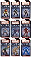 "Marvel Avengers Avengers Infinite Series 4 Set of 9 3 3/4"" Action Figures"