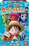 ワンピースWマスコットキーチェーン2 1BOX (食玩)