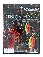 エンジン(ENGINE) ルアー ストライクマジック1/2DW#12スプリングハズカム.