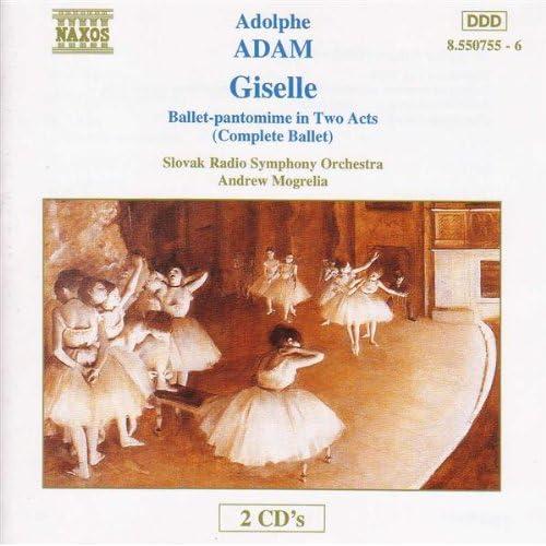 Giselle +: Act I: Introduction