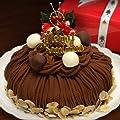 クリスマスケーキ2017年(生チョコレートモンブラン)