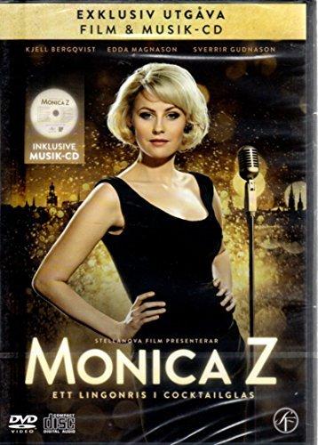 Monica Z (DVD + CD Import) -Per Fly with Edda Magnason and Sverrir Gudnason . NO ENGLISH!! by Edda Magnason