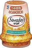 香り薫るサワデー キンモクセイ&ミモザの香り つめ替 140g