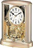 シチズン 置き 時計 アナログ サルーン 金色 CITIZEN 4SG724-018