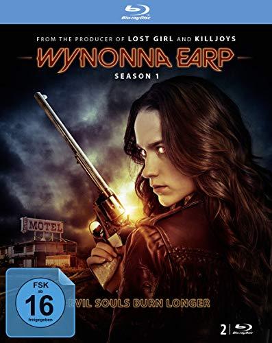 Wynonna Earp - Die komplette Season 1