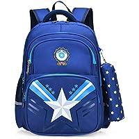 School Backpack for Kids Children Casual Daypack Book Bag Rucksack