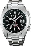 [オリエント]ORIENT 腕時計 ORIENT STAR オリエントスター Classic クラシック GMT 自動巻 (手巻き) WZ0011DJ メンズ