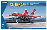 Kinetic 1?/ 48カナダ空軍cf-188?aデモチーム2017?cf-18カナダ国立150周年記念Paintedプラスチックモデルkne48070